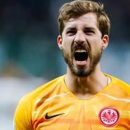 Führungskraft: Der Rat des Frankfurter Fußballtorhüters Kevin Trapp ist weit über die Vereinsgrenzen hinaus gefragt.