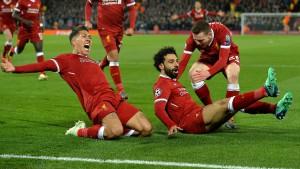 Liverpool wie im Rausch