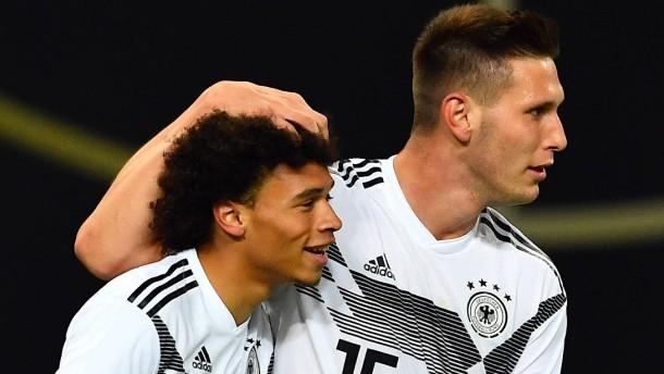 Diese Spieler sollen es jetzt für Deutschland richten