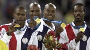 IOC entzieht amerikanischer Staffel Gold von Sydney 2000