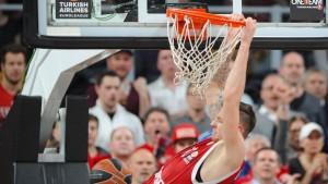 Keine Schützenhilfe für Baskets Bamberg