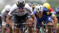Der Schnellste: Peter Sagan gewinnt in Cherbourg-en-Cotentin