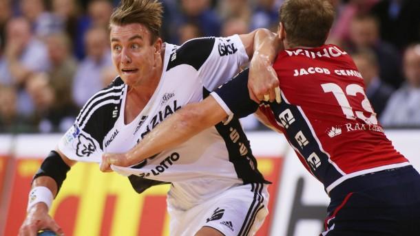 Herbe Niederlage für Kiel