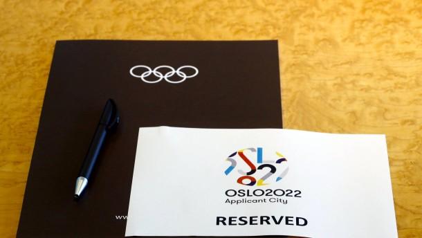 Oslo will nicht mehr dabeisein