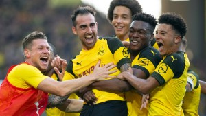 Völlig verrücktes Spiel in Dortmund