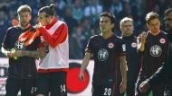 Die Frankfurter bekommen noch zwei Chancen – in der Relegation.