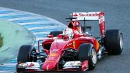 Auf die Nase kommt es an – auch bei Sebastian Vettel und Ferrari