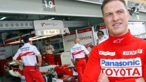 Ralf Schumacher in der Abwärtsspirale