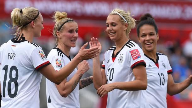 Die Frauenfußball-WM hat ihre Qualitätsdebatte