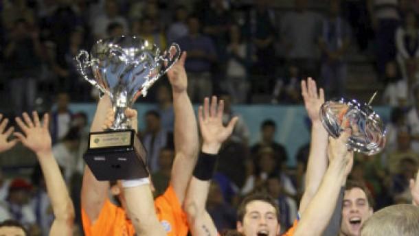Gummersbach gewinnt Europapokal