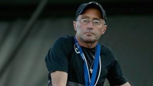 """Gesperrter Trainer Salazar gibt """"gefühllose"""" Kommentare zu"""