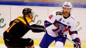 Eishockey-Team zahlt viel Lehrgeld