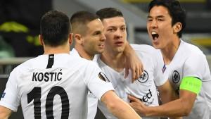 Attraktiver Gegner für Eintracht Frankfurt
