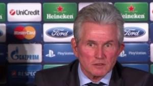 Bayern-Trainer Jupp Heynckes ist zuversichtlich