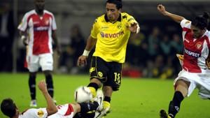 Dortmund im Pech
