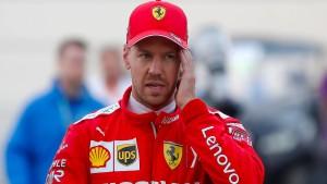 """""""Vettel hat nicht den Hauch einer Chance"""""""
