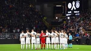 """""""Halt die Fresse"""": Fan stoppt Störenfried"""
