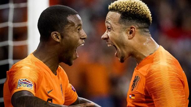 Die Oranje-Gala begeistert das ganze Land
