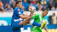 Olic rettet Wolfsburg ein Remis