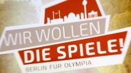 Olympia-Bewerbung Berlin: 1500 Bürger sollen befragt werden, ob sie die Spiele wirklich wollen
