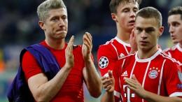 Die Bayern blaffen vor dem Duell mit Paris