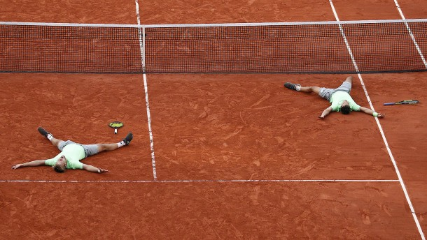Historischer Grand-Slam-Titel für deutsches Doppel