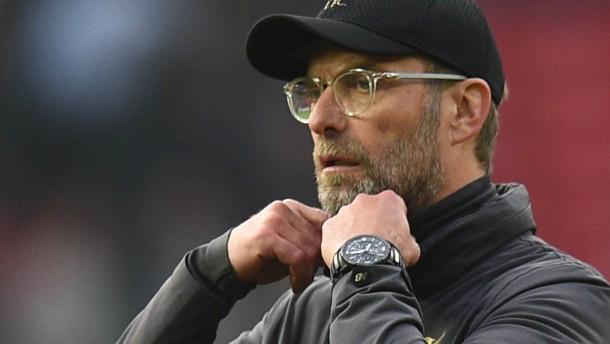 Liverpool und Klopp torlos in kuriosem Topspiel
