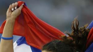 Russen reden ihr Dopingproblem klitzeklein