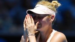 Die jungen Wilden der Australian Open