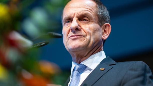 DOSB-Präsident Hörmann scheitert bei Landratswahl