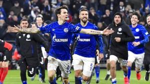 Schalke dreht das Spiel gegen Hertha