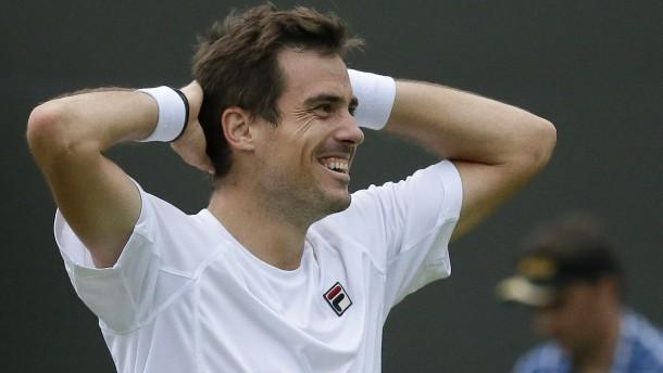 Märchenhafte Tage in Wimbledon