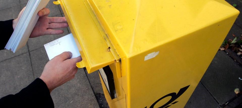 Antrag Bei Bundesnetzagentur Post Will Briefporto Auf 60 Cent
