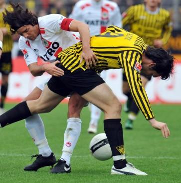 fussball zweite liga aktuell