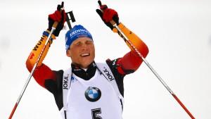 Der Biathlon-Malocher