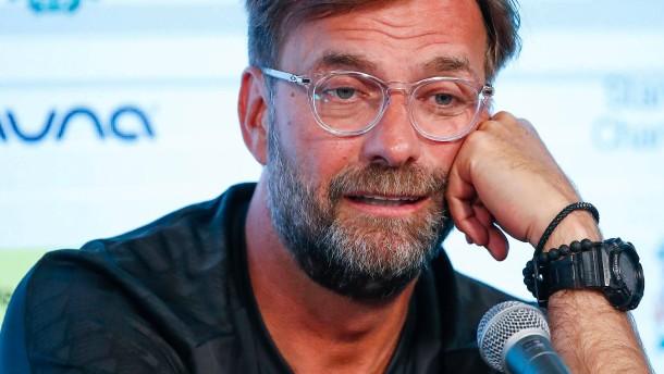 Klopp und eine knifflige Frage für Liverpool