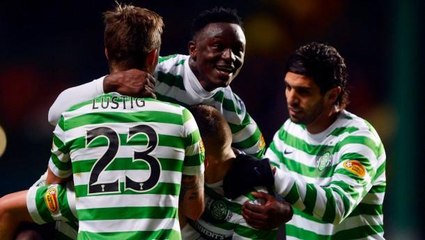 Celtic Glasgow setzt auf den nächsten Höhepunkt in der Champions League
