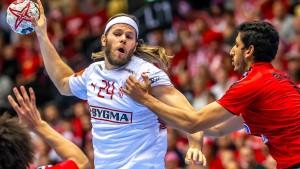 Dänemark darf sogar mit vier Toren verlieren