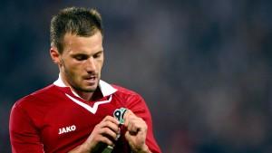 Leichtes Spiel für Hannover
