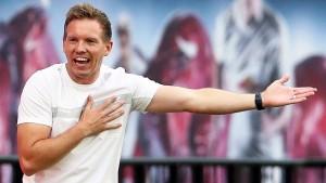 """Nagelsmann kanzelt seine """"Schülermannschaft"""" ab"""