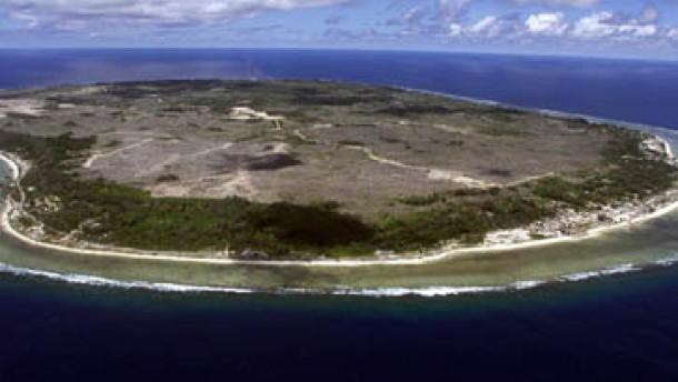 Inselrepublik Nauru von Außenwelt abgeschnitten
