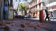 Erdbeben erschüttert Mexiko