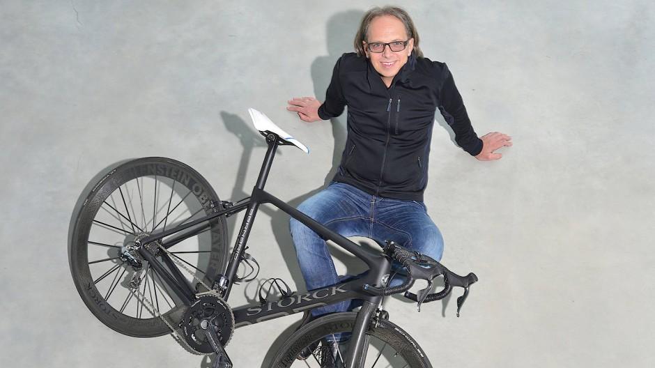 Der am Rad dreht, sein Leben lang: Markus Storck