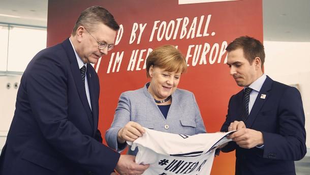 Özil-Affäre gefährdet Zuschlag für EM 2024