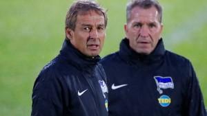 Klinsmann und seine prominenten Gefolgsleute