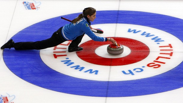 Curling's coming home