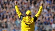 Er wird es vermissen: Jürgen Klopp im Dortmunder Stadion