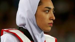 """""""Eine von Millionen unterdrückten Frauen in Iran"""""""