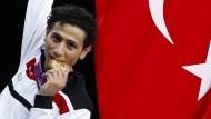 Er wollte nie für die Türkei starten – am Ende war es Servet Tazegüls Glück.