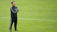 Zurück in der Frauenfußball-Bundesliga: Colin Bell trainiert den SC Sand